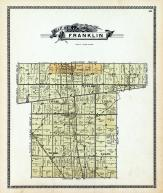 Franklin Township, Swanders P.O., Anna Village, Shelby County 1900