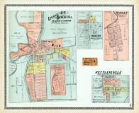Loramie, Montra, Rumley, McCartyville, Kettlesville, Shelby County 1900