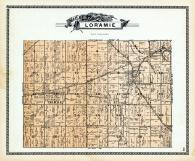Loramie Township, Dawson, North Houston, Mt. Jefferson, Russia, Shelby County 1900