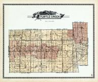 Turtle Creek Township, Hardin, Uno, St. Patricks P.O., Shelby County 1900