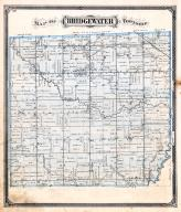 Bridgewater Township, Nettle Creek, Joseph River, Williams County 1874