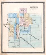 Pioneer, Williams County 1874