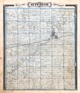 Superior Township, Mount Pelier, Joseph River, Williams County 1874