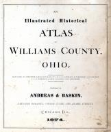 Williams County 1874