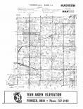 Map Image 013, Williams County 1978