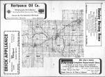 Index Map, Beckham County 1970