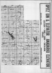 Index Map, Caddo County 1970