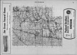 Index Map, Mayes County 1972