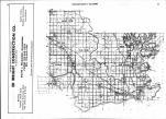 Index Map, Wagoner County 1974
