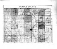 Beadle County Map, Beadle County 1906