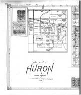 Huron City - Left, Beadle County 1906