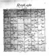 Richland Township, Beadle County 1906