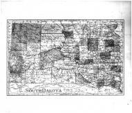 South Dakota State Map, Beadle County 1906