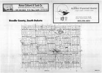 Index Map, Beadle County 1987