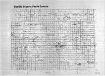 Index Map, Beadle County 1989