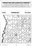 Map Image 033, Bon Homme County 1995 Published by Farm and Home Publishers, LTD