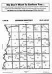 Map Image 035, Bon Homme County 1995 Published by Farm and Home Publishers, LTD