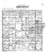 Aberdeen Township West, Brown County 1905