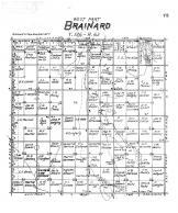 Brainard Township West, Brown County 1905