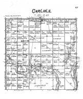Carlisle Township, Bern PO, Brown County 1905