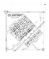 Claremont Village, Brown County 1905