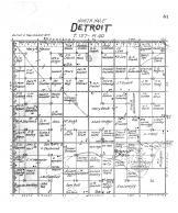 Detroit Township, Brown County 1905