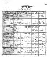 Detroit Township South, Brown County 1905