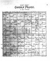 Garden Prairie Township East, Verdon, Brown County 1905