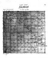 Hanson Township East, Brown County 1905