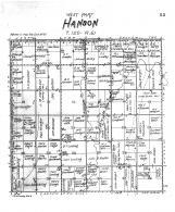 Hanson Township West, Brown County 1905