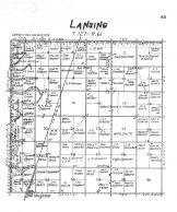 Lansing Township, Houghton, Brown County 1905