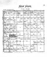 New Hope Township, Brown County 1905
