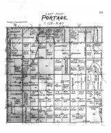 Portage Township East, Brown County 1905