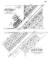 Putney Village, Huffton Village, Brown County 1905