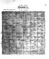 Rondell Township East, Brown County 1905