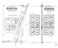 Rudolph Village, Warner Village, Brown County 1905