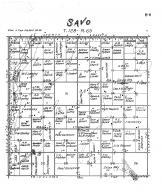 Savo Township, Brown County 1905