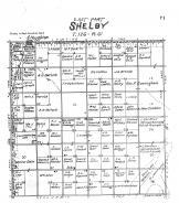 Shelby Township East, Houghton, Brown County 1905