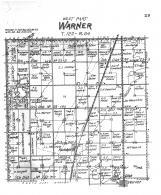 Warner Township West, Brown County 1905