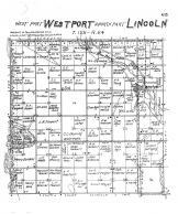 Westport Township West, Lincoln Township Norht, Brown County 1905