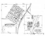 Westport Village, Ordway Village, Brown County 1905