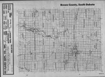 Index Map, Brown County 1988