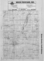 Index Map, Brown County 1989