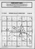 Spring Valley T119N-R58W, Clark County 1988