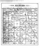Bedger Township, Davison County 1901