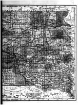South Dakota State Map - Right, Davison County 1901