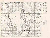 Central Point Township, Waubay, Day County 1963