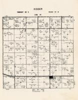 Kidder Township, Holmquist, Day County 1963