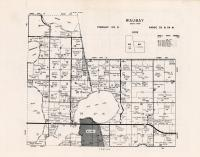 Waybay Township - South, Day County 1963