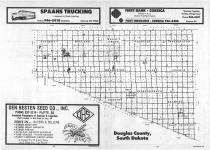 Index Map, Douglas County 1987